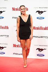 28.01.2016, Goya Theatre, Madrid, ESP, Men'sHealth Awards, im Bild Lorena Castells attends // to the delivery of the Men'sHealth awards at Goya Theatre in Madrid, Spain on 2016/01/28. EXPA Pictures © 2016, PhotoCredit: EXPA/ Alterphotos/ BorjaB.hojas<br /> <br /> *****ATTENTION - OUT of ESP, SUI*****