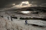 mountain biking in the Pennines around Rawtenstall and on the Mary Townley Loop