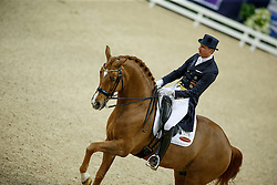 Kittel Patrick, (SWE), Watermill Scandic HBC<br /> Grand Prix<br /> Reem Acra FEI World Cup Dressage - Goteborg 2016<br /> © Hippo Foto - Dirk Caremans<br /> 25/03/16