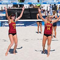USC Beach Volleyball | Gulf Shores | NCAA Tournament | Semi-finals