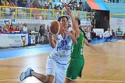 DESCRIZIONE : Cagliari Qualificazioni Campionati Europei 2011 Italia Lituania<br /> GIOCATORE : Sabrina Cinili<br /> SQUADRA : Nazionale Italia Donne<br /> EVENTO : Qualificazioni Campionati Europei 2011<br /> GARA : Italia Lituania<br /> DATA : 11/08/2010 <br /> CATEGORIA : Tiro<br /> SPORT : Pallacanestro <br /> AUTORE : Agenzia Ciamillo-Castoria/M.Gregolin<br /> Galleria : Fip Nazionali 2010 <br /> Fotonotizia : Cagliari Qualificazioni Campionati Europei 2011 Italia Lituania<br /> Predefinita :