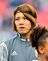 International Women's Friendly Matchs 2019 / <br /> SheBelieves Cup Tournament 2019 - <br /> Japan vs England 0-3 ( Raymond James Stadium - Tampa-FL,Usa ) - <br /> Mayu Ikejiri of Japan