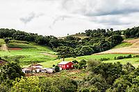 Paisagem rural. Guaraciaba, Santa Catarina, Brasil. / <br /> Rural landscape. Guaraciaba, Santa Catarina, Brazil.