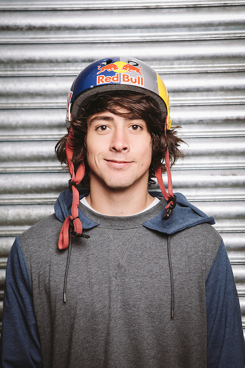 Kriss Kyle, Scottish Pro Bmx rider.