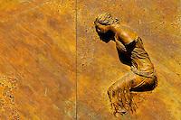Italia - Roma - Detalhe da Santa Maria Degli Angeli e dei Martiri em Roma - Foto: Gabriel Lordello/ Mosaico Imagem