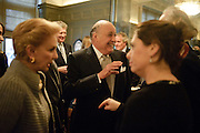 REINALDO HERRRERA;, Graydon and Anna Carter host a lunch for Carolina Herrera to celebrate the ipening of her new shop on Mount St. .The Connaught. London. 20 January 2010