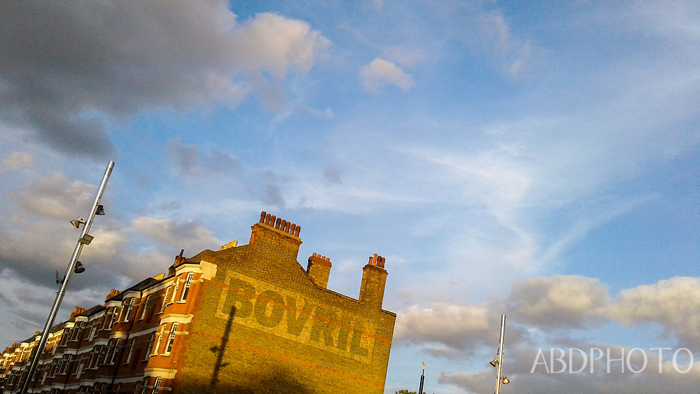 bovril brixton london england uk