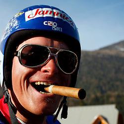 20060325: SLO, Alpine Skiing - Ski Legends HIT Challenge by Jure Kosir