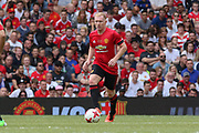 Manchester United 08 XI Paul Scholes during the Michael Carrick Testimonial Match between Manchester United 2008 XI and Michael Carrick All-Star XI at Old Trafford, Manchester, England on 4 June 2017. Photo by Phil Duncan.