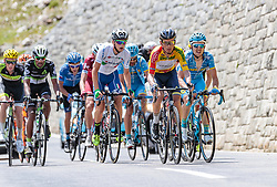 07.07.2017, St. Johann Alpendorf, AUT, Ö-Tour, Österreich Radrundfahrt 2017, 5. Kitzbühel - St. Johann/Alpendorf (212,5 km), im Bild Stefan Denifl (AUT, Aqua Blue Sport) // Stefan Denifl (AUT, Aqua Blue Sport) during the 5th stage from Kitzbuehel - St. Johann/Alpendorf (212,5 km) of 2017 Tour of Austria. St. Johann Alpendorf, Austria on 2017/07/07. EXPA Pictures © 2017, PhotoCredit: EXPA/ JFK