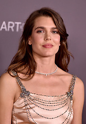 Charlotte Casiraghi attends the LACMA Art + Film Gala honoring Mark Bradford and George Lucas on November 04, 2017 in Los Angeles, CA, USA. Photo by Lionel Hahn/ABACAPRESS.COM