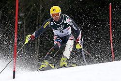 06.01.2013, Crveni Spust, Zagreb, CRO, FIS Ski Alpin Weltcup, Slalom, Herren, 2. Lauf, im Bild Ivica Kostelic (CRO) // Ivica Kostelic of Croatia in action during 2nd Run of the mens Slalom of the FIS ski alpine world cup at Crveni Spust course in Zagreb, Croatia on 2013/01/06. EXPA Pictures © 2013, PhotoCredit: EXPA/ Pixsell/ Ibrahim Kralj..***** ATTENTION - for AUT, SLO, SUI, ITA, FRA only *****