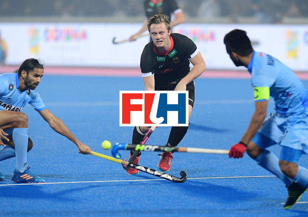 Odisha Men's Hockey World League Final Bhubaneswar 2017<br /> Match id:10<br /> India v Germany<br /> Foto: Mats Grambusch (Ger) <br /> WORLDSPORTPICS COPYRIGHT FRANK UIJLENBROEK