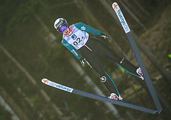 LUSSI Nina (USA) during First round on Day 1 of FIS Ski Jumping World Cup Ladies Ljubno 2020, on February 22th, 2020 in Ljubno ob Savinji, Ljubno ob Savinji, Slovenia. Photo by Matic Ritonja / Sportida