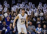 NCAA Basketball - Butler Bulldogs vs Seton Hall - Indianapolis, In