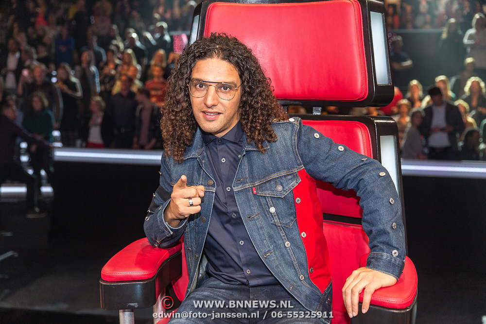 NLD/Hilversum/20180126 - The Voice of Holland 2017 show 1, Ali B