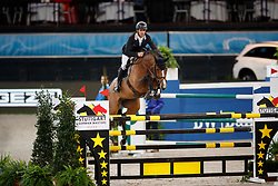 Guerdat, Steve (SUI) Bianca<br /> Stuttgart - German Masters 2016<br /> © www.sportfotos-lafrentz.de