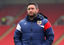 Bristol City head coach Lee Johnson arrives at Barnsley - Mandatory by-line: Robbie Stephenson/JMP - 30/03/2018 - FOOTBALL - Oakwell Stadium - Barnsley, England - Barnsley v Bristol City - Sky Bet Championship