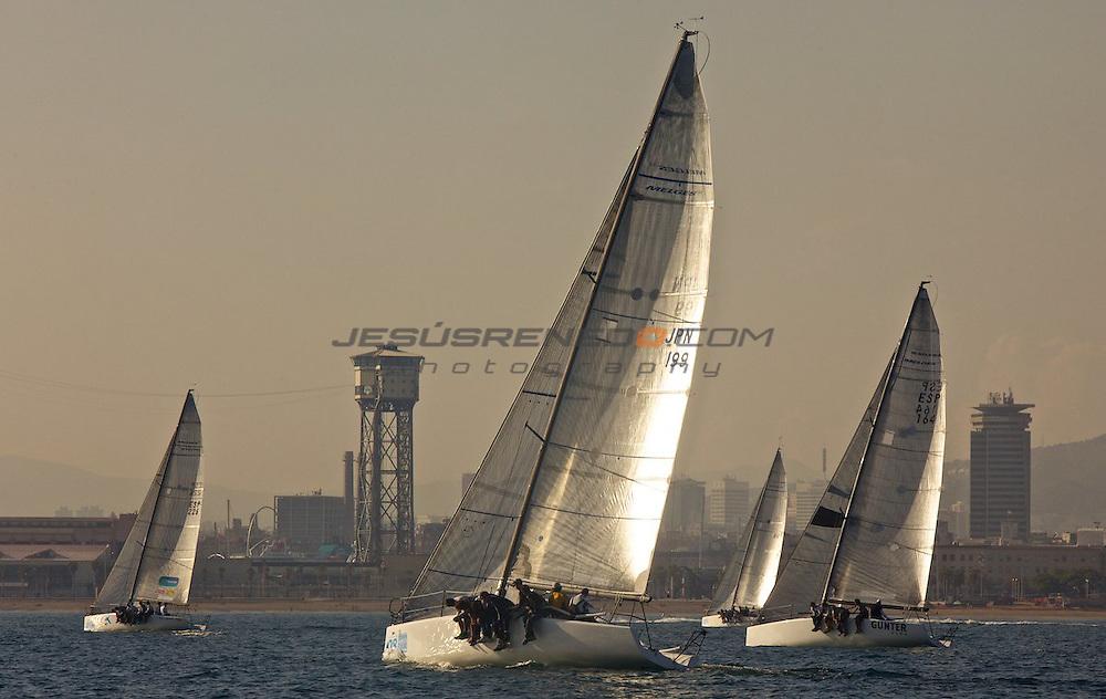 Merchbanc Barcelona Winter Series , 11-12-13 november 2011