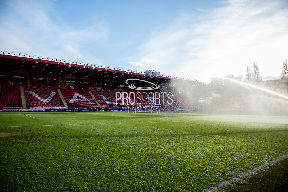 Charlton Athletic 25 Year Anniversary of the clubs return to The Valley - EFL Sky Bet League 1 match between Charlton Athletic and Portsmouth at The Valley, London, England on 9 December 2017. Photo by Robin Pope.