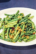 Green Beans with Shrimp Paste