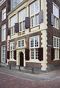 The Bibliotheca Thysiana, the only example in Holland of a purpose-built<br /> library from the seventeenth-century, Leiden, Netherlands
