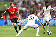 Swansea v Manchester United - 19 Aug 2017