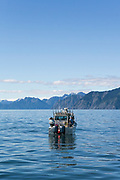 Kapten Nik Rantas fiskeb&aring;t Crackerjack, Seward, Alaska<br /> <br /> Photographer: Christina Sjogren<br /> <br /> Copyright 2018, All Rights Reserved