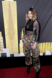 January 25, 2018 - New York, NY, USA - January 25, 2018  New York City..Julia Michaels attending Delta Air Lines celebration of 2018 Grammy Weekend at The Bowery Hotel on January 25, 2018 in New York City. (Credit Image: © Kristin Callahan/Ace Pictures via ZUMA Press)