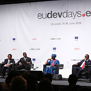 20160616 - Brussels , Belgium - 2016 June 16th - European Development Days - Closing Panel - From Commitment to Action © European Union