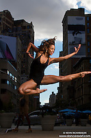 Flatiron Dance As Art The New York Photography Project featuring dancer Alana Allende