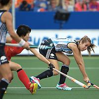 DEN HAAG - Rabobank Hockey World Cup<br /> 30 Argentina - China<br /> Foto: <br /> COPYRIGHT FRANK UIJLENBROEK FFU PRESS AGENCY