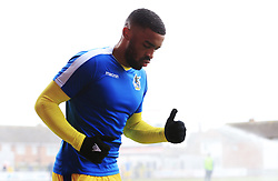 Tareiq Holmes-Dennis of Bristol Rovers - Mandatory by-line: Matt McNulty/JMP - 27/04/2019 - FOOTBALL - Highbury Stadium - Fleetwood, England - Fleetwood Town v Bristol Rovers - Sky Bet League One