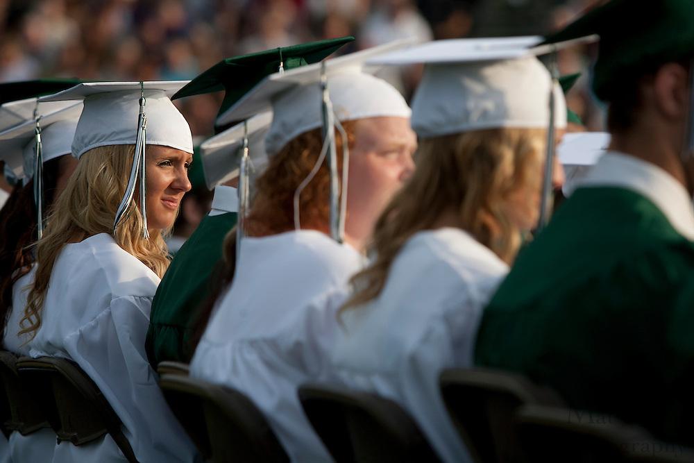 West Deptford High School Graduation held on Monday June 20th.