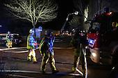 Brand im Mehrfamilienhaus  mit Todesfolge