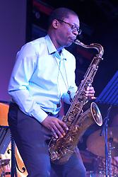 Cheltenham Jazz Festival, Cheltenham, United Kingdom, Ravi Coltrane, performs in the Jazz Arena at Cheltenham Music Festival, Saturday 04 May, 2013, Photo by: Rosalind Butt / i-Images