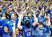 Duke vs Virginia MBB ACC 2011