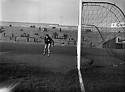 15/03/1961<br /> 03/15/1961<br /> 15 March 1961<br /> Soccer; Army soccer final, Air Corps v Navy at Dalymount Park, Dublin.