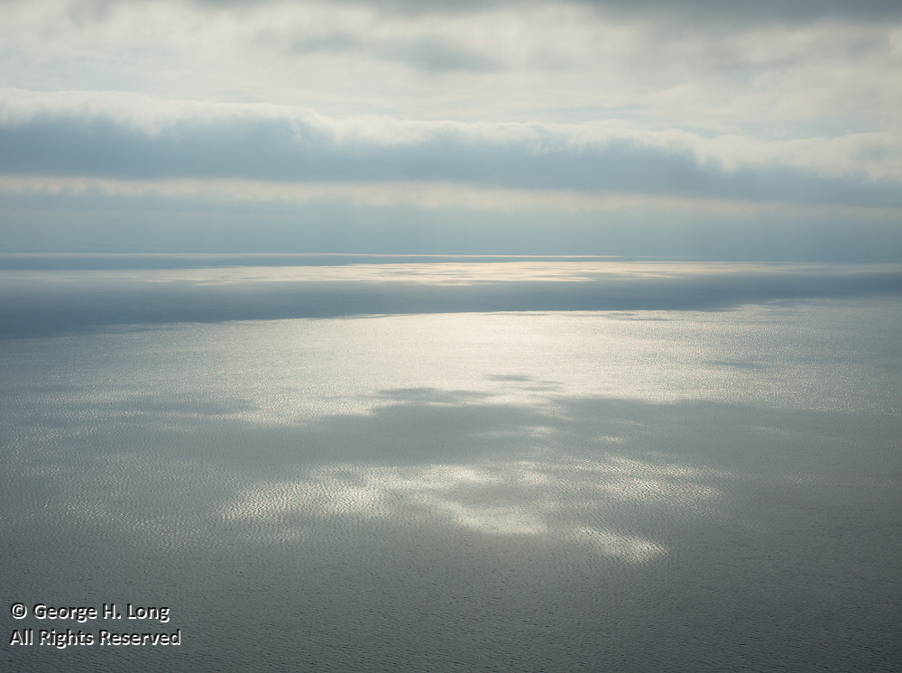 clouds over Lake Pontchartrain