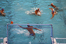 Italy v Russia - European Water Polo Championship - 24 July 2018