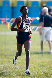 Virginia Cavaliers Alex Bowman..The Virginia Cavaliers hosted the 2007 Lou Onesty Invitational Cross Country meet at Panorama Farms near Charlottesville, VA on September 7, 2007.