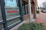 Nederland, Born, 1-3-2013Vestiging van RegioBank in het het dorp Born in Limburg. Regio Bank is onderdeel van SNS Reaal die onlangs genationaliseerd werd..Foto: Flip Franssen/Hollandse Hoogte