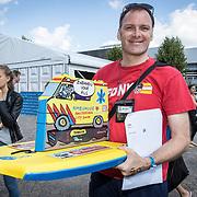 NLD/Amsterdam/20170903 - Amsterdam City Swim 2017, Edwin Bosch