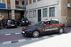 20130831 CARABINIERI IN PIAZZA CASTELLINA