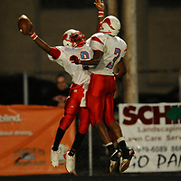 9.26.08 VASJ at EC Football - 1st Half