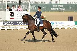 Minderhoud, Hans-Peter, Glock´s Romanov<br /> Herning - Europameisterschaft Dressur-, Springen- und Para<br /> Grand Prix Special<br /> © www.sportfotos-lafrentz.de/ Stefan Lafrentz