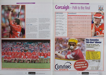 All Ireland Senior Hurling Championship Final,.12.09.2004, 09.12.2004, 12th September 2004,.Senior Cork 0-7, Kilkenny 0-9,.Minor Kilkenny 1-18 ,  Galway 3-12 (draw),.12092004AISHCF,.Cummins Sports,