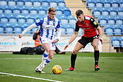 Colchester United midfielder Sammie Szmodics (10) on the ball during the EFL Sky Bet League 2 match between Colchester United and Morecambe at the JobServe Community Stadium, Colchester, England on 29 December 2018.