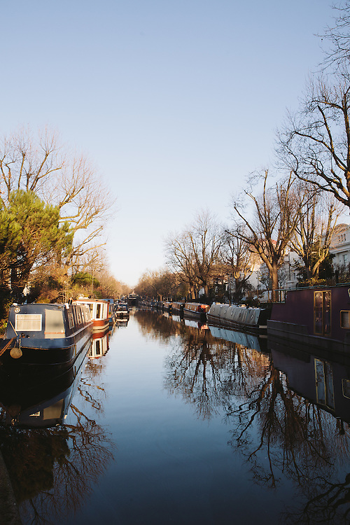 Little Venice, London. 11.12.12012
