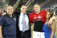 FIU Football Blue and Gold Fan Photos 2012.  FIU football held its blue and gold game at Alphonso Field...FIU!